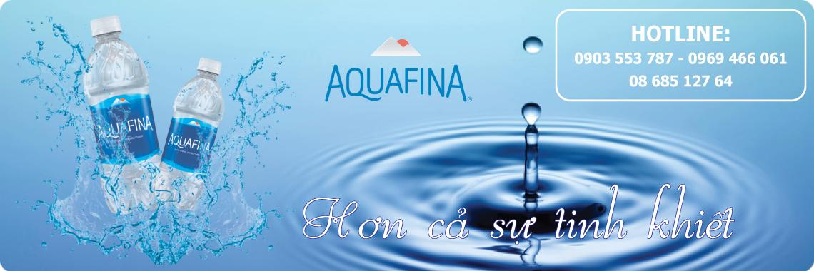 nước aquafina bình thạnh