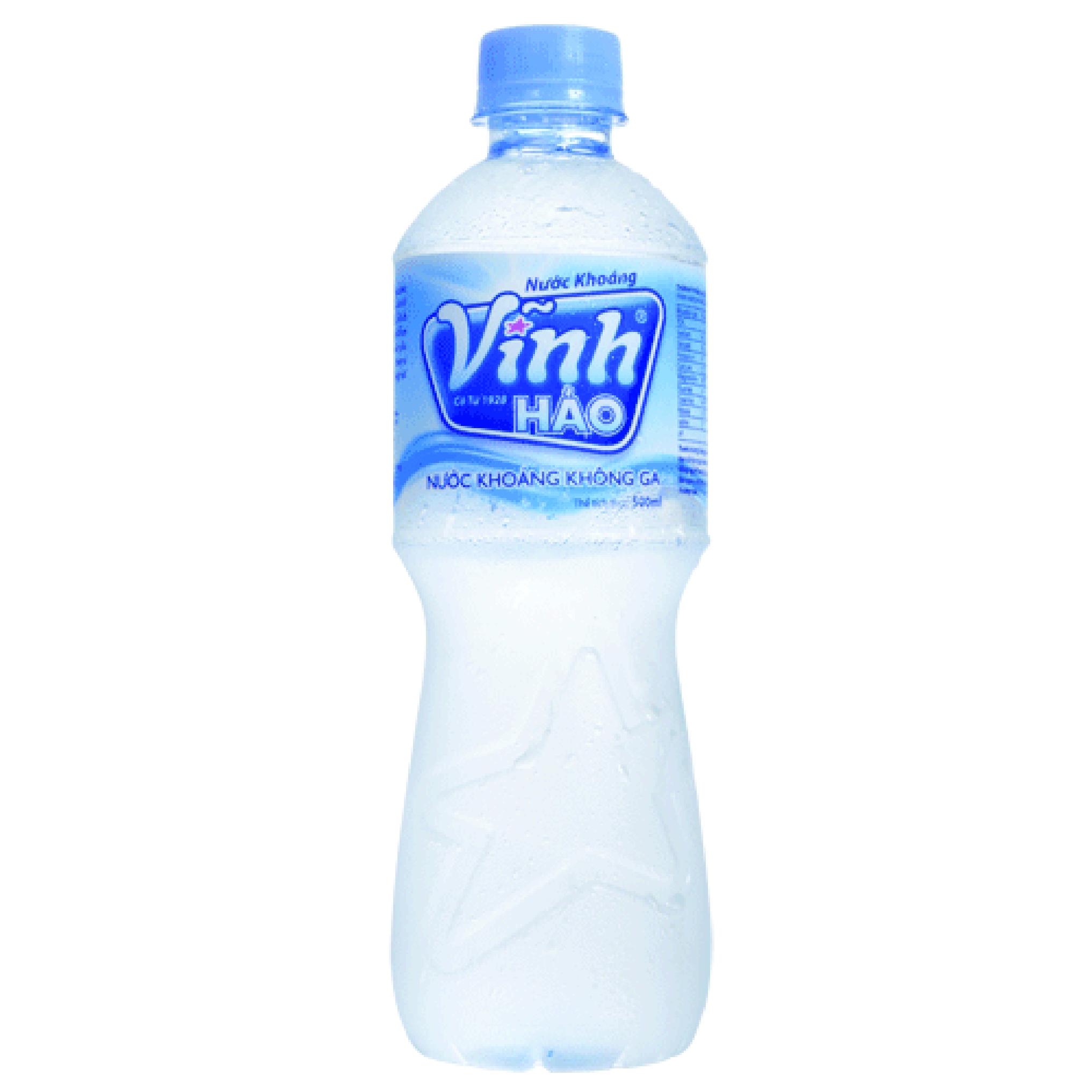 nước vĩnh hảo thùng 500ml
