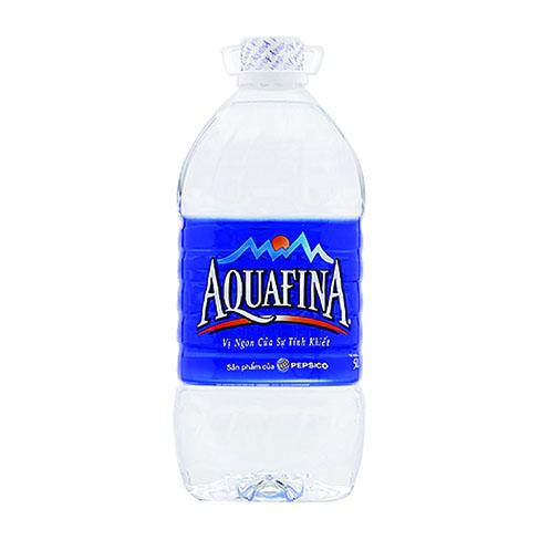 sản phẩm nước aquafina 1,5l