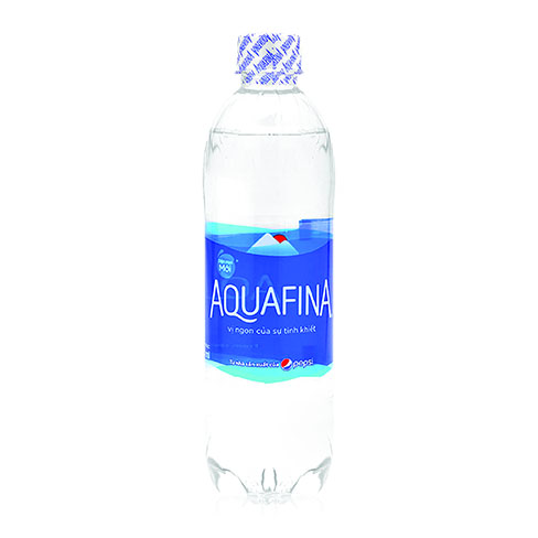 nước aquafina 500ml