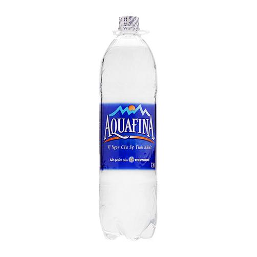 nước aquafina 500ml