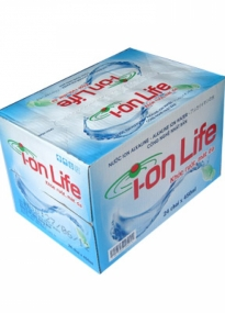 nước ion-life thùng 350ml