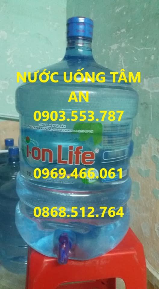 nước ion life quận phú nhuận